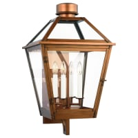 Hyannis Extra Large Lantern Natural Copper