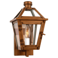 Hyannis Extra Small Wall Lantern Natural Copper
