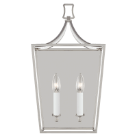 Southold  Wall Sconce Polished Nickel