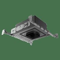 "3"" ELEMENT New Construction Adjustable Round Flanged Housing LED 2700K 90 CRI, 40, High Output"