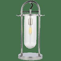 Nuance Table Lamp Polished Nickel Bulbs Inc