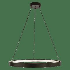 """Bodiam 30 Suspension 30"""" Diameter antique bronze 3000K 90 CRI integrated led 90 cri 3000k 120v (t24)"""