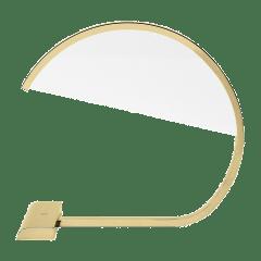 Karla Table Lamp Natural Brass 2700K 90 CRI LED 90 cri 2700k 120v