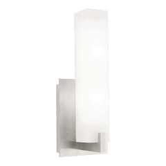 Cosmo Wall Frost satin nickel 3000K 80 CRI led 90 cri 3000k 120v (t24)