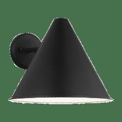 Crittenden Large One Light Outdoor Wall Lantern Black