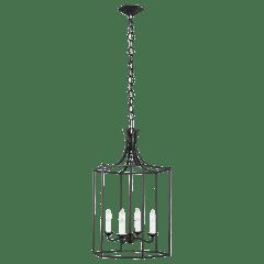Bantry House Medium Lantern Smith Steel