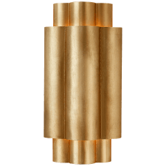 Arabelle Small Sconce in Gild