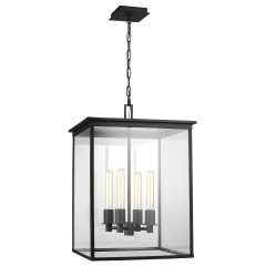 Freeport Medium Outdoor Pendant Heritage Copper