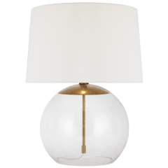 Atlantic Table Lamp Burnished Brass