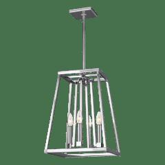 Conant Small Lantern Chrome