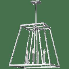 Conant Large Lantern Chrome