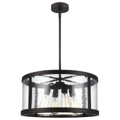 Harrow Hanging Shade Oil Rubbed Bronze