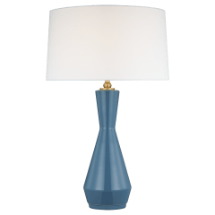 Jens Table Lamp Lucent Aqua Bulbs Inc
