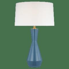 Jens Table Lamp Lucent Aqua Bulbs Inc