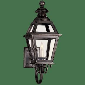 Chelsea Small Lantern in Bronze
