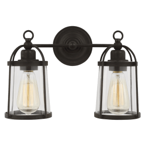 Stonington 2 - Light Vanity Smith Steel
