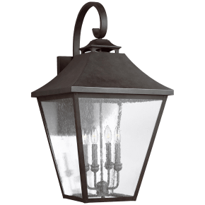 Galena Extra Large Lantern Sable