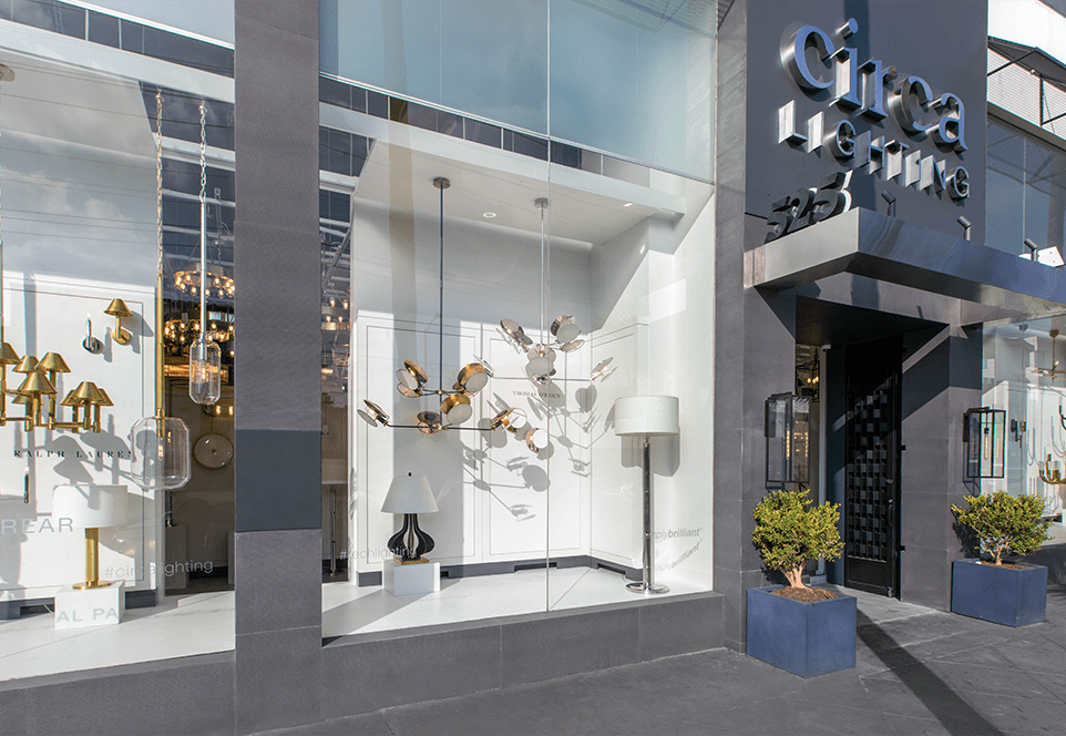 Los Angeles Showroom Image