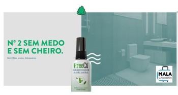 FreeCô - Bloqueador de Odores Sanitários