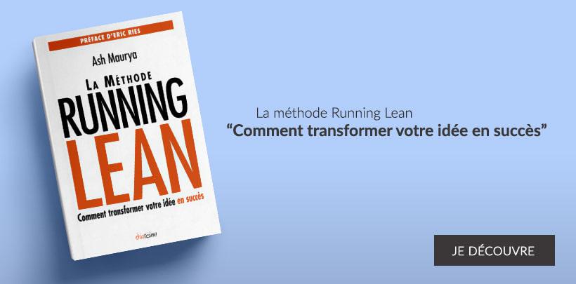 La méthode Running Lean