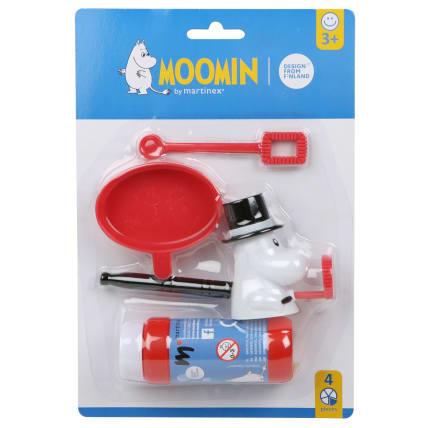 Moomin Moominpappa's Soap Bubble Pipe