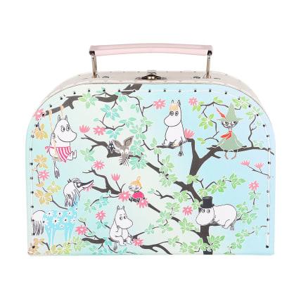 Moomin Cardboard Suitcase Garden S
