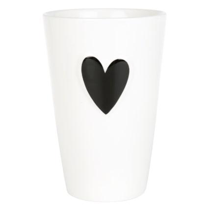 Koti Heart Latte Mug