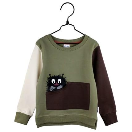 Moomin Stinky Sweatshirt olive