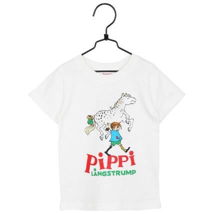 Pippi Longstocking Pippi T-Shirt white