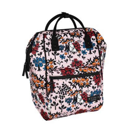 Moomin Samu Backpack Berry rose