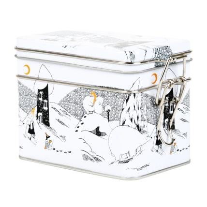 Moomin Polar Bear Tea Tin