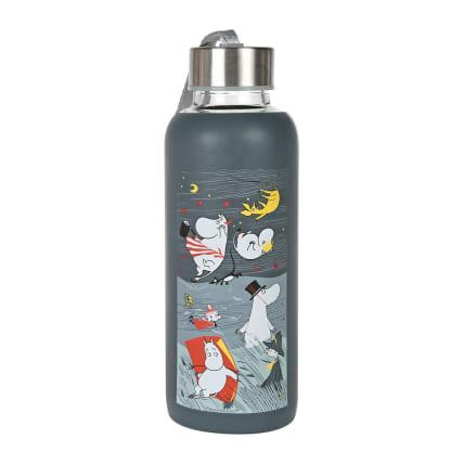 Moomin Storm Bottle blue