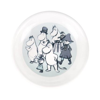 Moomin Moominvalley Sketch Tea Bag Holder