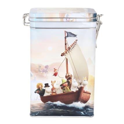 Moomin Sailing Coffee Tin