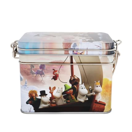 Moomin Sailing Tea Tin