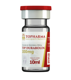 Top Deca - Durabolin - Topharma - Decanoato - 300mg (10ml)