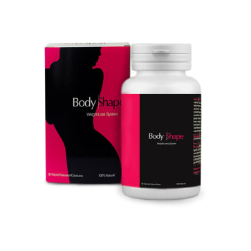 Body Shape – Emagrecedor natural (1 caixa c/ 30 Cápsulas)