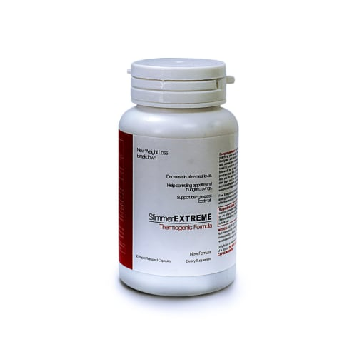 Slimmer Extreme - Thermogenic Fórmula (1 caixa c/ 30 Cápsulas)