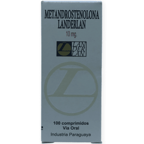 Metandrostenolona - Landerlan