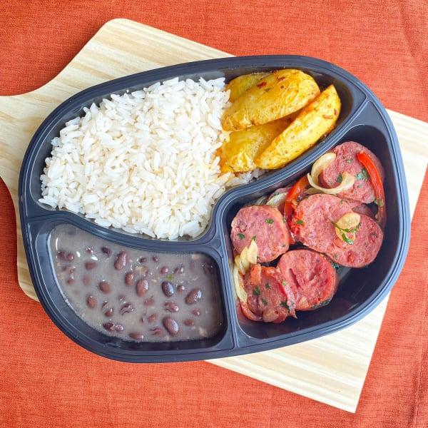 Calabresa à Brasileira - 350g - Vipx Gourmet