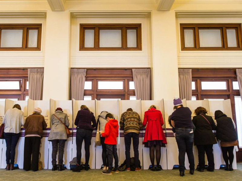 Why do we have elections anyway?