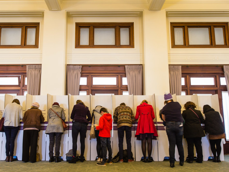 Is it compulsory to like compulsory voting?