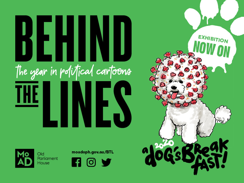 Behind the Lines 2020:  The year in political cartoons