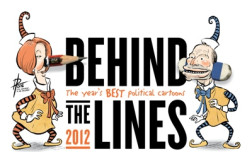 Behind the Lines 2012 looks back on the highs and lows of the political year through the eyes of Australia's best cartoonists.