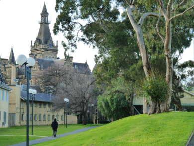 College Crescent, University of Melbourne