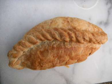 Elsie Curtin often made Cornish pasties for her family at 24 Jarrad St, Cottesloe.