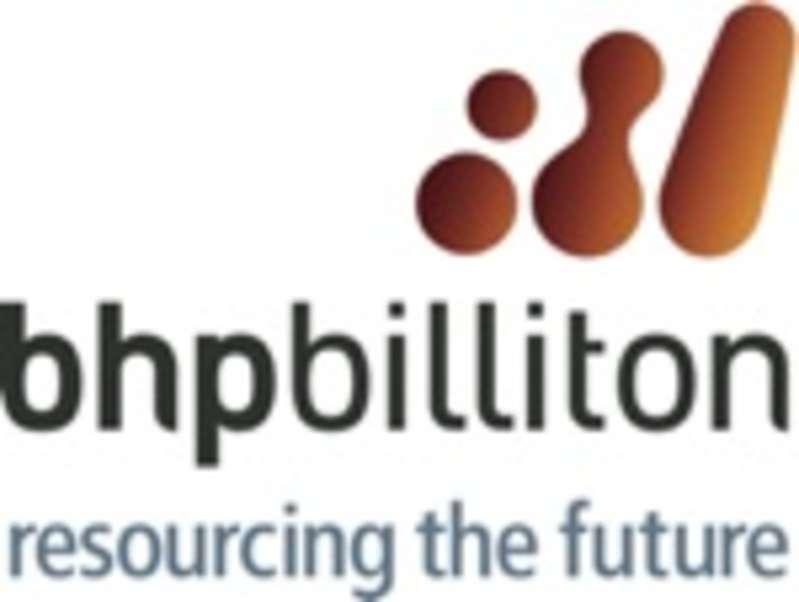 BHP Biliton logo