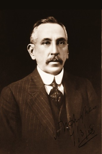 Former Prime Minister William (Billy Hughes), c. 1915 Courtesy of the National Library of Australia