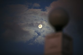 Picture of the moon from OPH