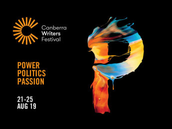 Canberra Writers Festival 2019